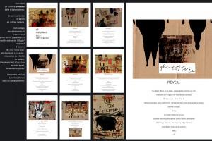 livre objet, livre d'artiste - lookace Bamber