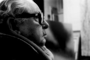 Hans Hartung. Atelier Antibes